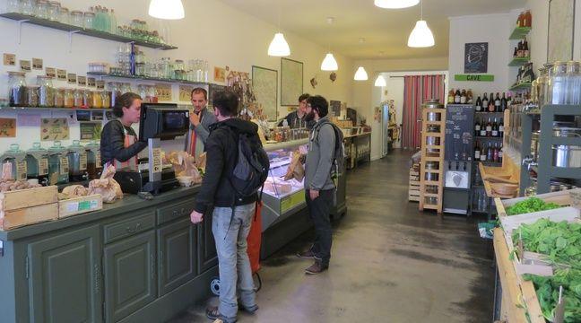 bordeaux un guide pour ouvrir son magasin de vrac a t concoct par la recharge. Black Bedroom Furniture Sets. Home Design Ideas