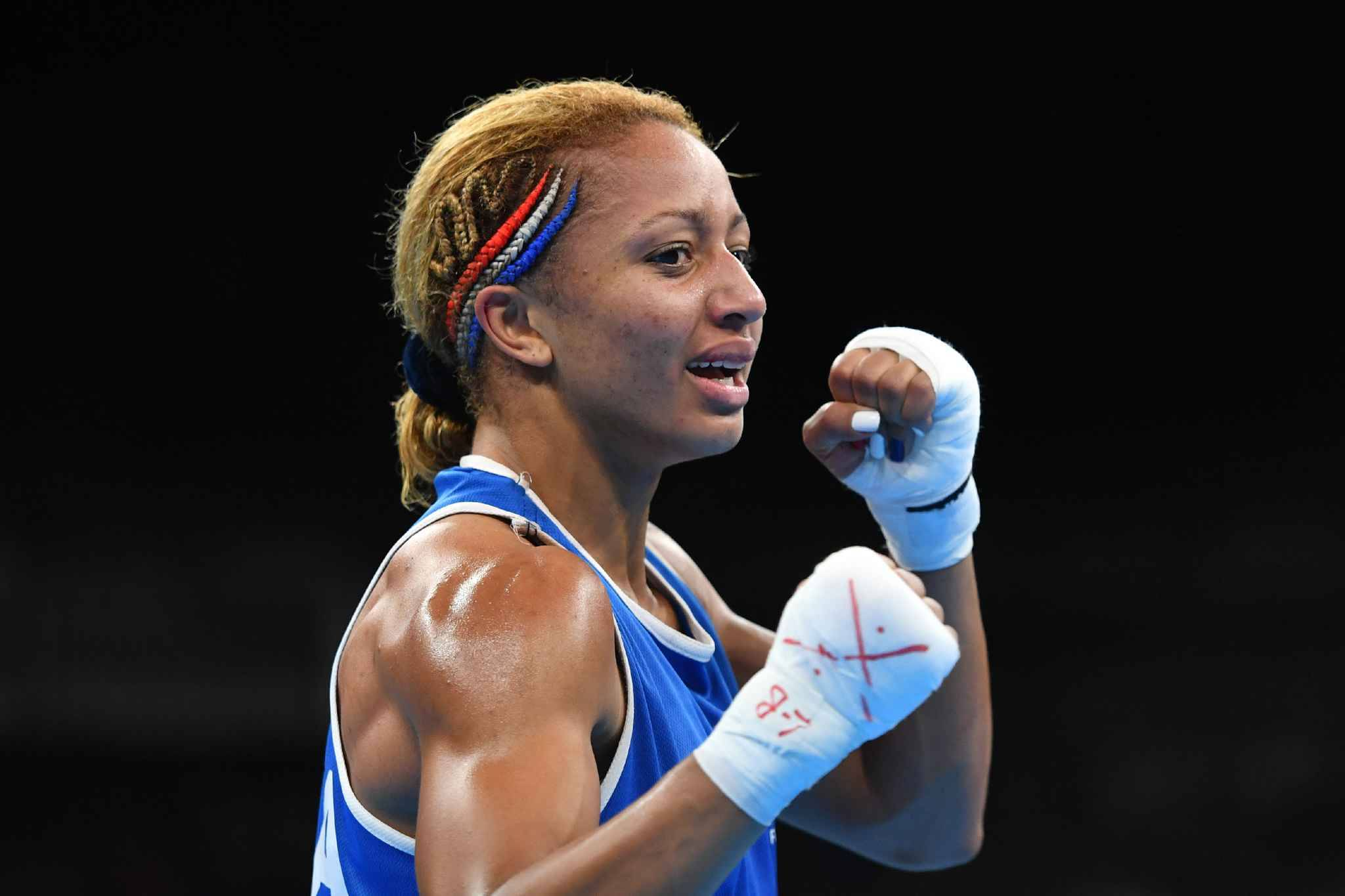 En direct jo 2016 enfin de l 39 or pour la france en boxe for La belle equipe boxe