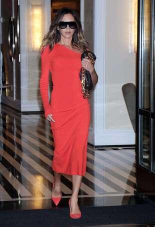 Victoria Beckham, le 13 octobre, à New York.