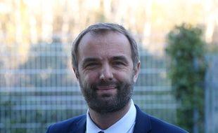 Le maire de Montpellier, Michaël Delafosse, le 9 décembre 2020.