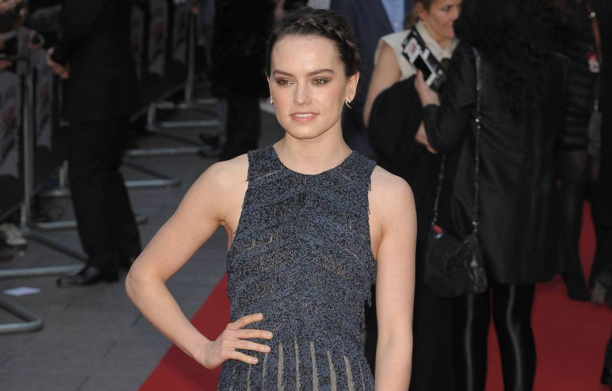 L'actrice Daisy Ridley – WENN