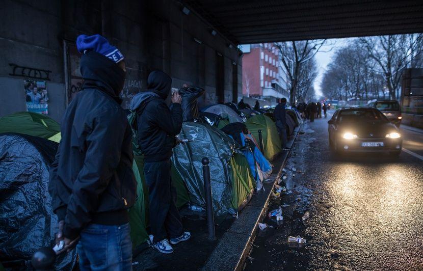 Crise des migrants à Paris: «On est au bout du rouleau»… Hidalgo et 12 autres maires lancent un appel à l'Etat