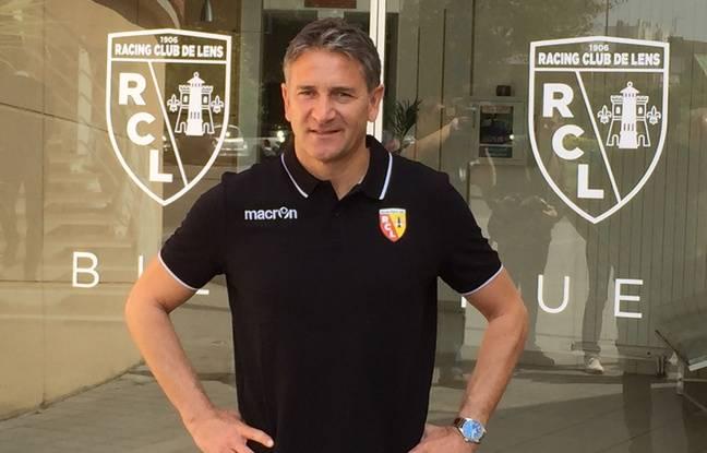 Philippe Montanier, le nouvel entraîneur du RC Lens