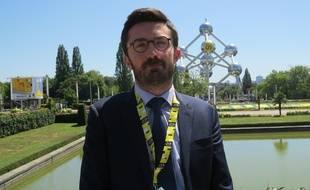 Antoine Planquette est le sous-préfet du Tour de France