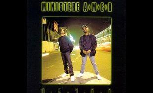 La pochette de l'album «95200» de Ministere A.M.E.R.