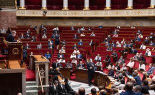 Les députés lors de la séance hebdomadaire des questions au gouvernement, le 20 juillet 2021 (illustration).