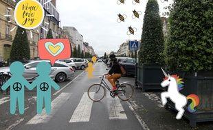 Le parking Vilaine, à Rennes, va être fermé à la circulation pour un week-end zen.