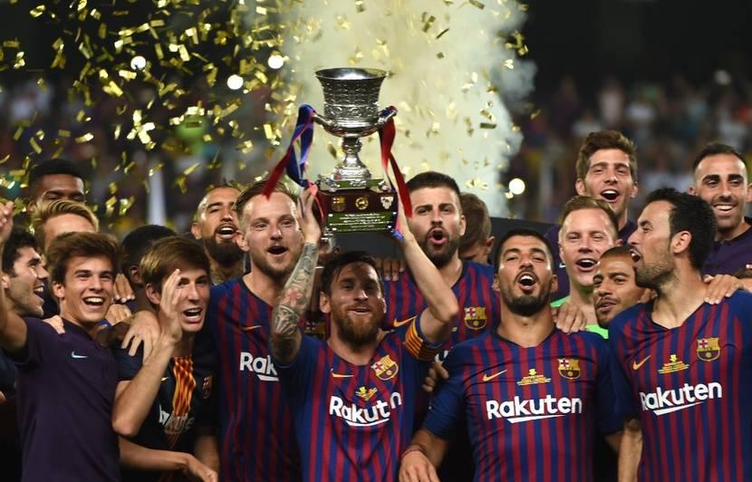 Calendrier Liga Espagnol 2021 2022 Espagne : Un «final four» en Arabie saoudite pour les Supercoupes
