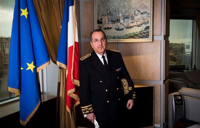 Le préfet de police Michel Delpuech.