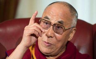 Le Dalaï lama à Washington le 6 mars 2014