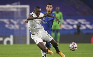 Un duel entre Thiago Silva et Guirassy
