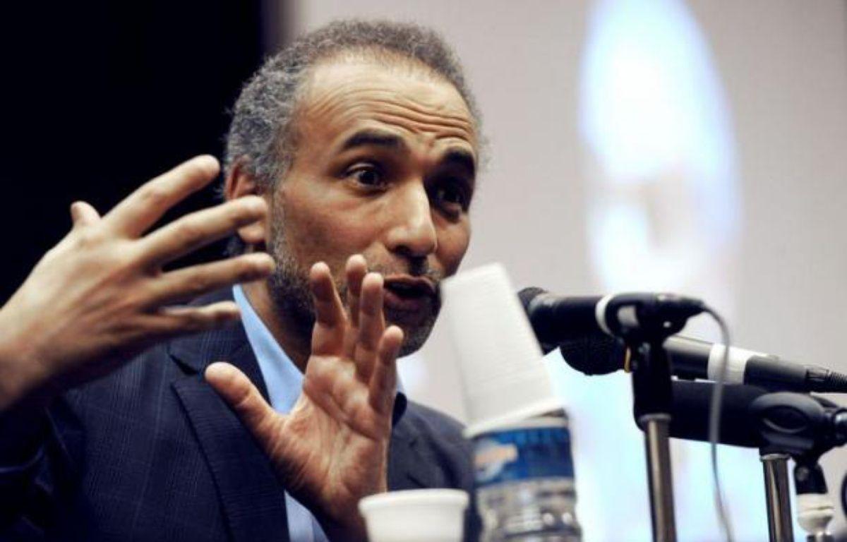 Tariq Ramadan a annoncé sur Facebook vouloir demander la nationalité française. – Mehdi Fedouach afp.com