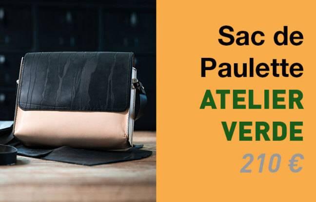 Sac de Paulette Atelier Verde