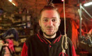 Le Youtubeur Mathieu Sommet