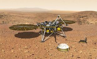 Le lancement d'Insight est prévu le 5 mai depuis la base de lancement de Vandenberg, en Californie. L'atterrissage sur Mars est lui prévu courant novembre.