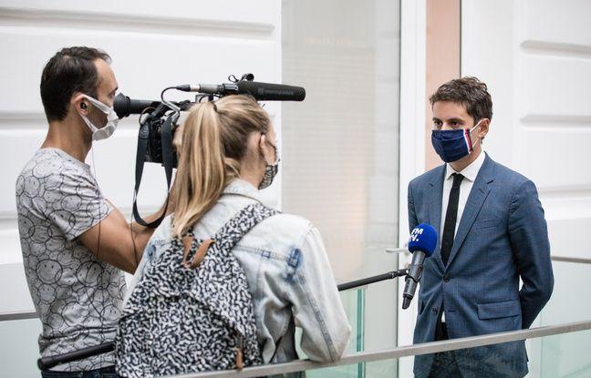 Coronavirus: Avec ses nouvelles mesures, le gouvernement dit vouloir retarder l'ouverture de nouveaux lits de réanimation