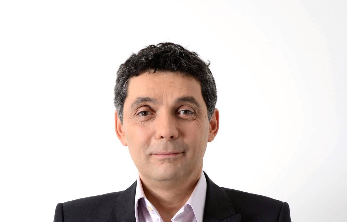 Thierry Moreau, chroniqueur de «TPMP» et directeur de la rédaction de «Télé 7 Jours».  – Xavier Lahache