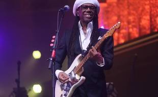 L'artiste Nile Rodgers