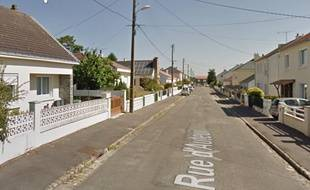 La famille réside dans cette rue d'Orvault