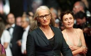La réalisatrice Jane Campion au festival de Cannes en 2013.