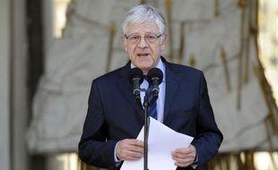 Pierre-René Lemas, le secrétaire général de l'Elysée, le 21 juin 2012.
