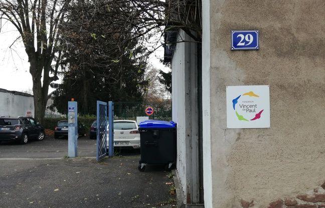 Le site de Schiltigheim de la Fondation Vincent de Paul a été ciblé par des tags racistes cette semaine.