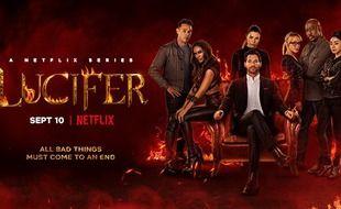 La saison 6 de Lucifer sera en ligne vendredi 10 septembre
