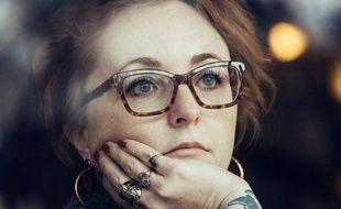 Portrait de Valérie Rey-Robert, blogueuse et féministe qui publie un essai sur la culture du viol à la française.