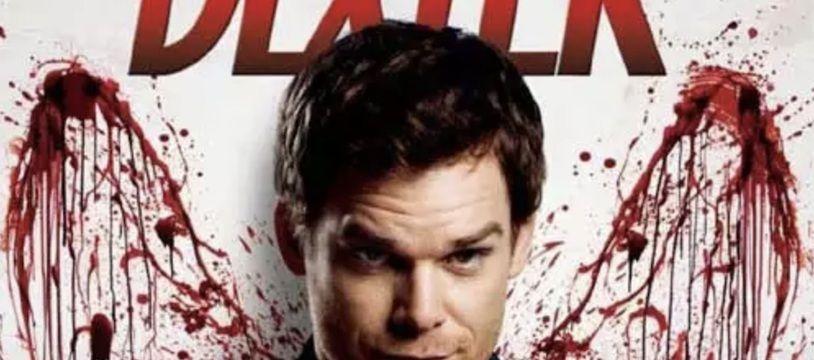 L'affiche de la sixième saison de Dexter