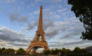 La Tour Eiffel, le 25 mai 2015