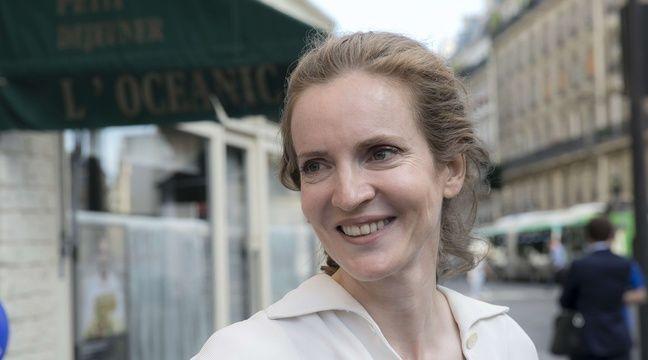Nathalie Kosciusko-Morizet candidate aux élections législatives dans la 2eme circonscription de Paris, le 12 juin 2017 à Paris – ROMUALD MEIGNEUX/SIPA