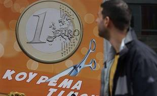 L'impasse politique en Grècea remis le scénario d'une sortie de la zone euro au coeur des inquiétudes.