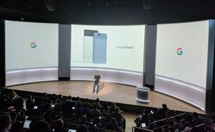 Les téléphones Pixel 2 de Google disent adieu à la prise jack.