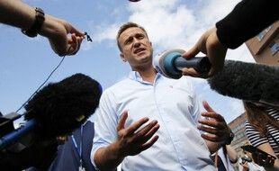 Alexei Navalny, le 20 juillet 2019 à Moscou.