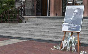Hommage à Samuel Paty: Près de 400 incidents supplémentaires dans les établissements scolaires signalés en un mois (Archives)