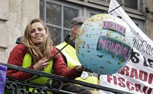 Entre 1000 et 1700 personnes ont manifesté à Lille pour le climat.