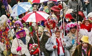 La panoplie du parfait carnavaleux peut ressortir des tiroirs  jusqu'au 26 mars, date du dernier bal.