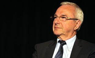 Jean Leonetti est maire d'Antibes depuis 1995