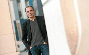 Jean-Philippe Taris, directeur de création chez Publicis, à Bordeaux