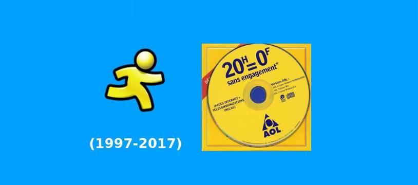 Lancé en 1997 par AOL, le service de messagerie instantanée AIM va fermer le 15 décembre 2017.