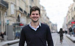 Alexandre de Vigan, fondateur de la start up Match'Immo