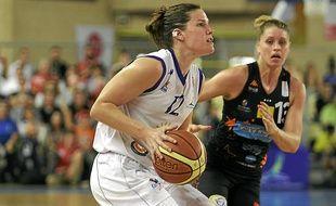 Gaëlle Skrela a déjà gagné six titres avec Lattes-Montpellier.