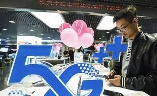 La Chine déploie son réseau 5G