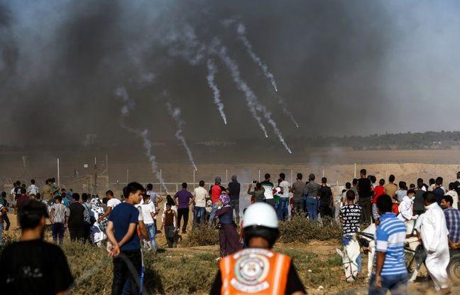 nouvel ordre mondial | Conflit israélo-palestinien: Quatre nouveaux morts palestiniens dans la bande de Gaza, un Israélien tué