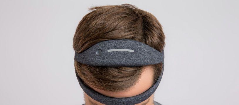 Le bandeau Dreem s'inspire des neurosciences pour nous aider à mieux dormir.