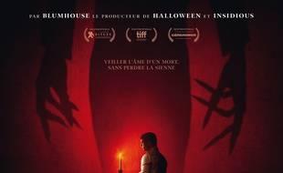 Affiche du film The vigil