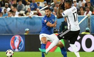 Boateng Allemagne - Italie