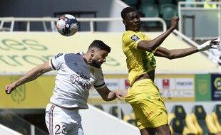 Coulibaly a ouvert le score pour Nantes.