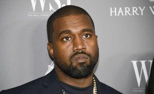 Kanye West à New York le 6 novembre 2019.