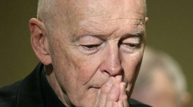 Accusé d'abus sexuels, un cardinal américain défroqué par le Vatican